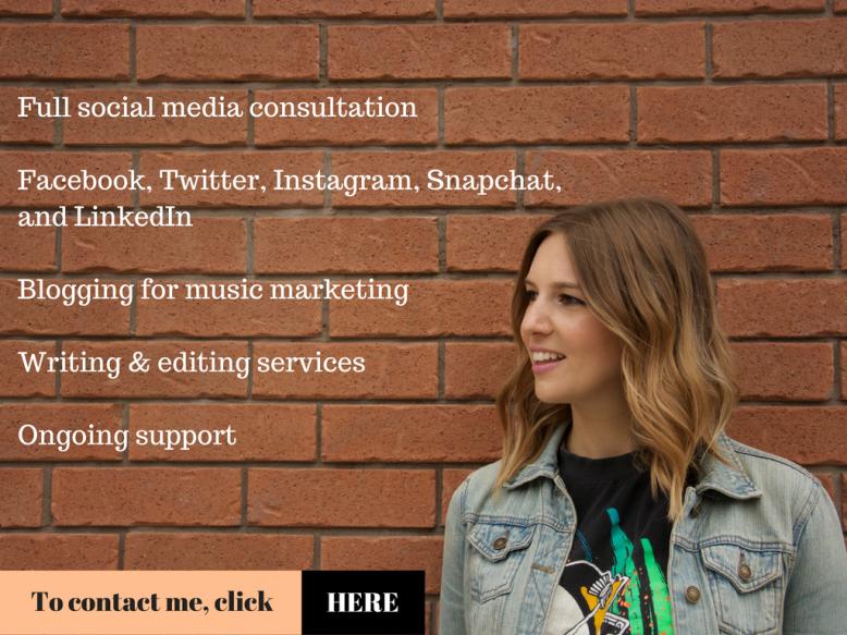 music marketing social media